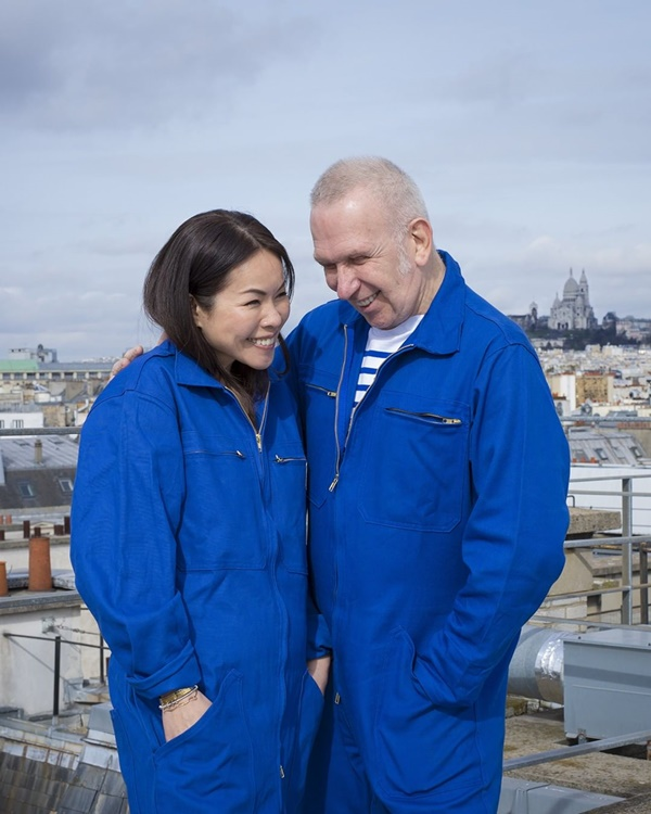 Chitose Abe e Jean Paul Gaultier