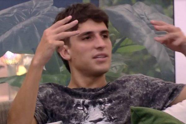 Felipe Prior critica Babu no BBB20