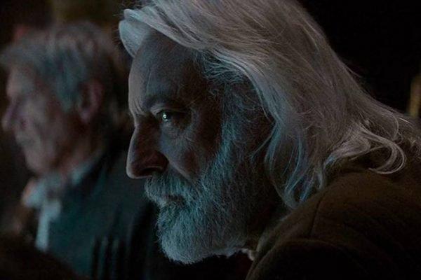 Andrew Jack em Star Wars: O Despertar da Força