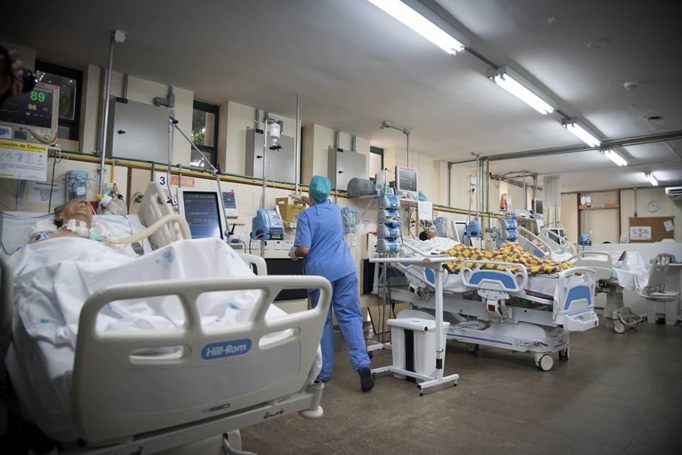 Brasília (DF), 11/01/2019 Situação do Instituto Hospital de B