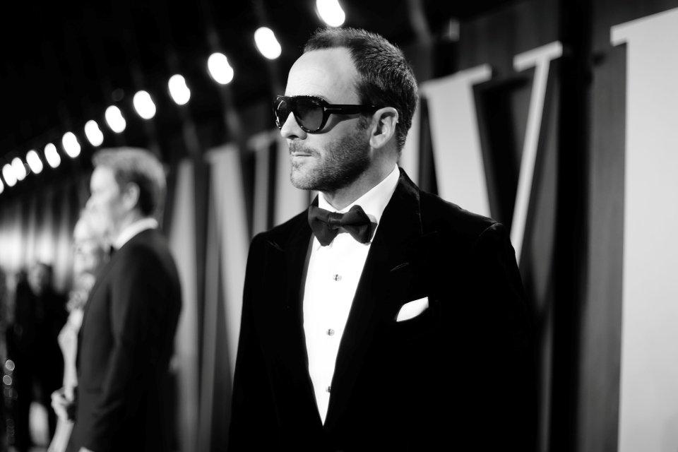 Tom Ford na Vanity Fair Oscar Party