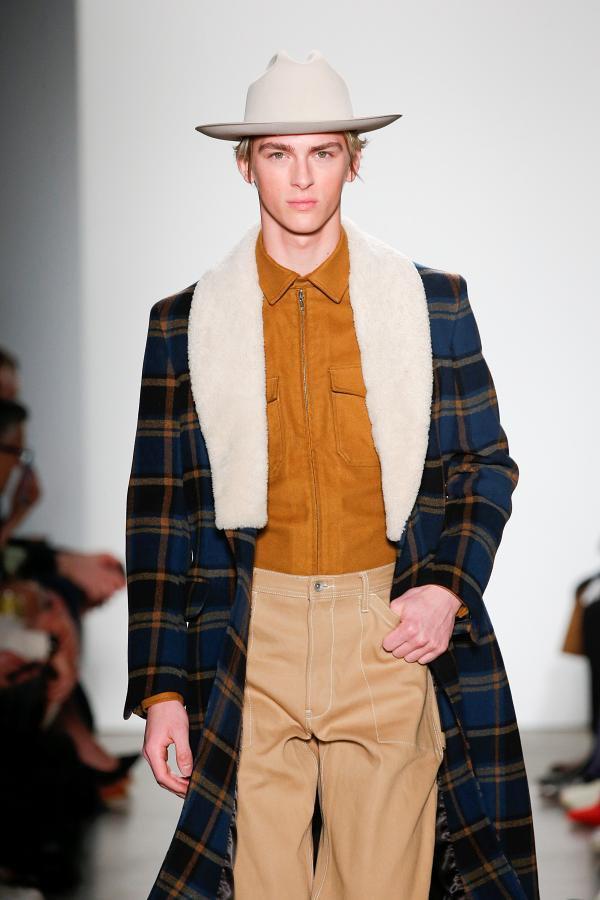 New York Fashion Week Men