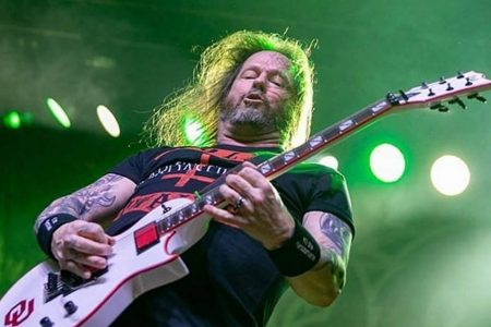 Gary Holt, do Slayer, contraiu coronavírus