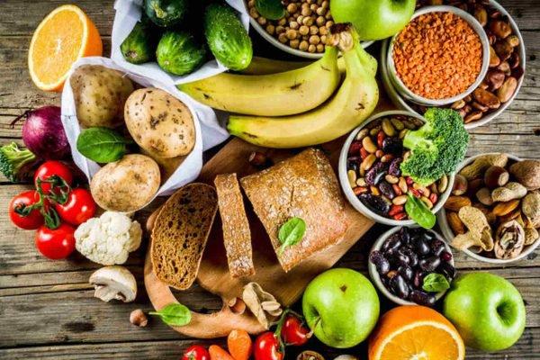 Alimentos orgânicos para delivery