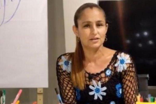 """Em entrevista ao Metrópoles, a ex-empresária se diz """"arrependida"""" da frase que disse ao presidente Jair Bolsonaro. """"Por que não veio polícia na minha cabeça"""""""