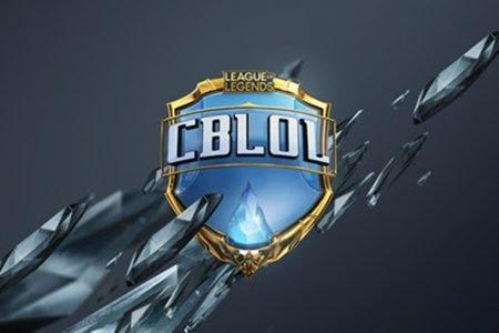 Emblema do CBLol