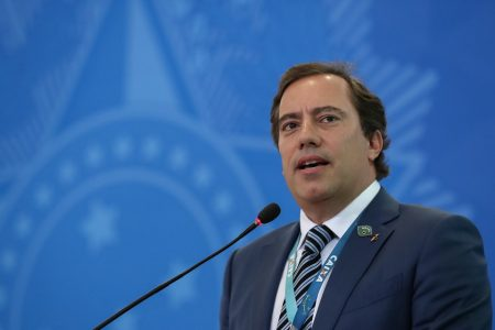 Pronunciamento de Pedro Guimarães, presidente da Caixa