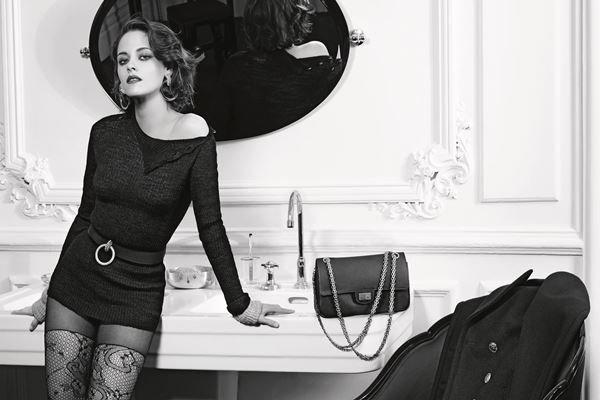 Kristen Stewart's campaign for Chanel's