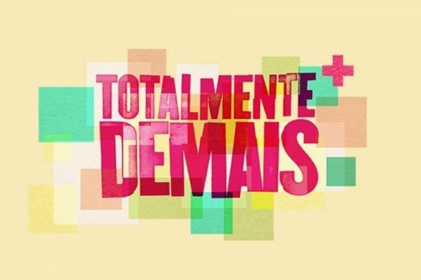 Logo da novela Totalmente Demais