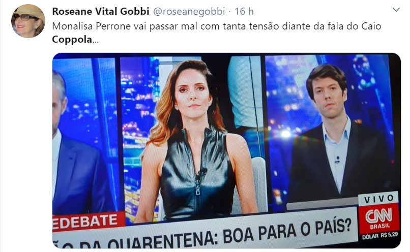 Caio Coppolla Cnn