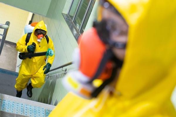 Metrô faz limpeza de estações para evitar disseminação de covid-19