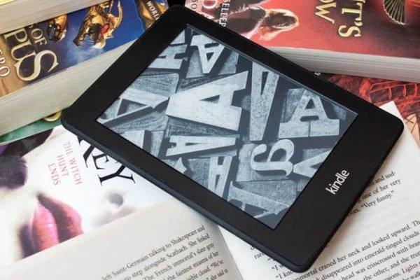 Livros e tablets