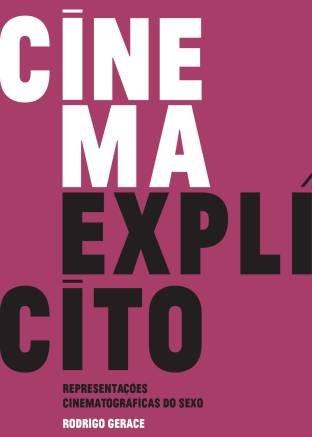 Capa do livro Cinema Explicito