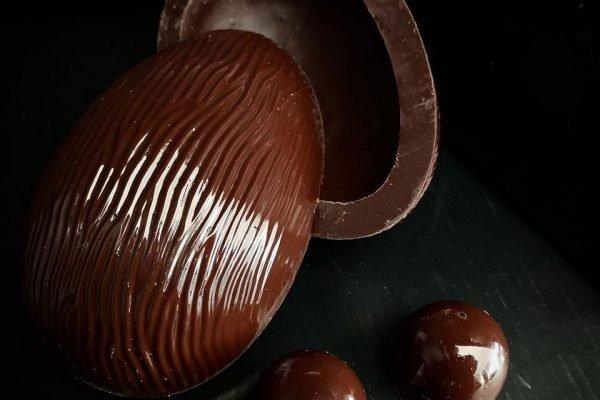 Ovo de Páscoa, Chocolateria Brasileira