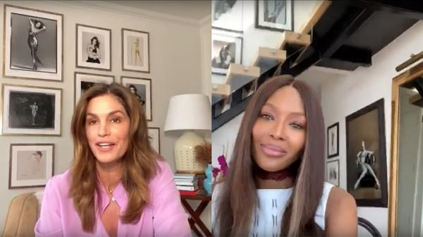 A Talk Show With Naomi Campbell