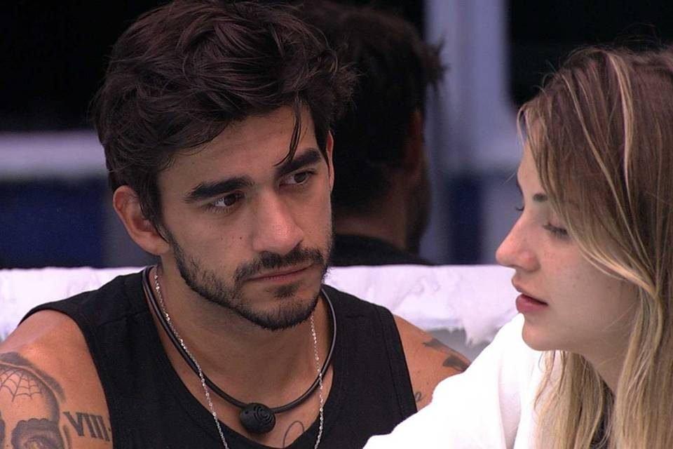Guilherme e Gabi do BBB20