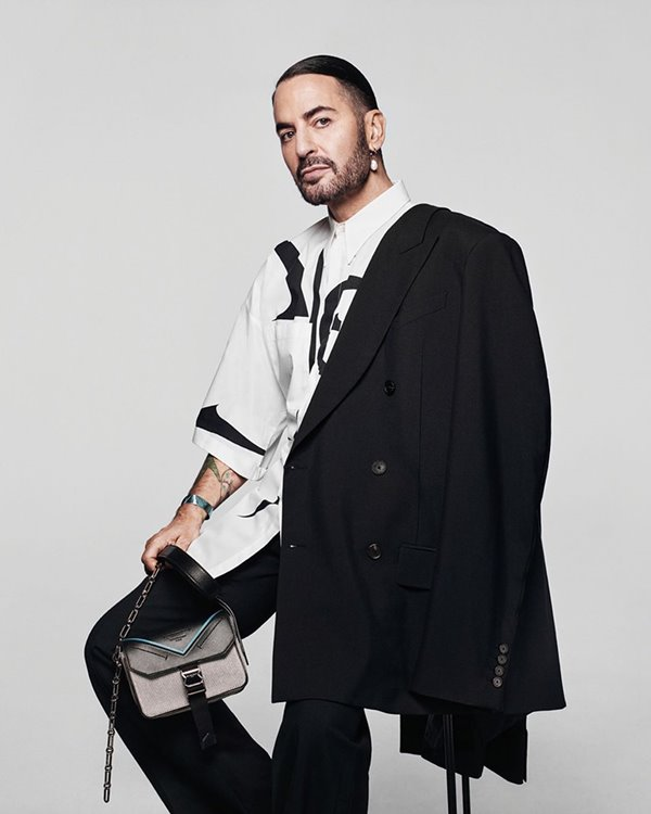 The Marc Jacobs campaign of the year 2020 is in the Givenchy