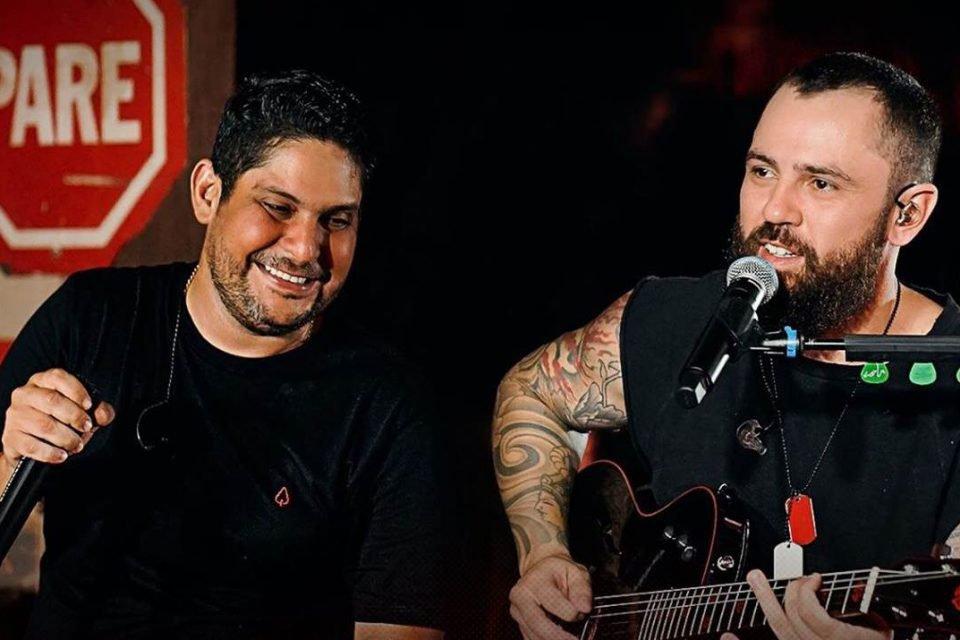 Dupla Jorge & Mateus anuncia nova live nas redes sociais