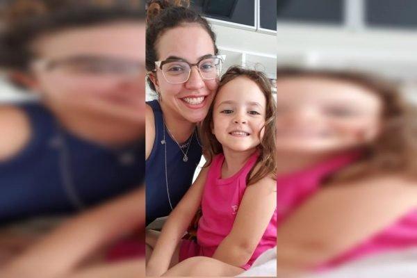 Covid-19: após cumprir quarentena, médica do DF reencontra filha