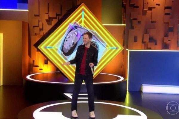 Tiago Leifert dança Dua Lipa no BBB20