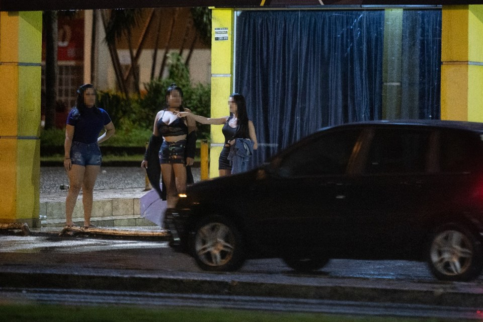 Prostitutas na W3 Norte