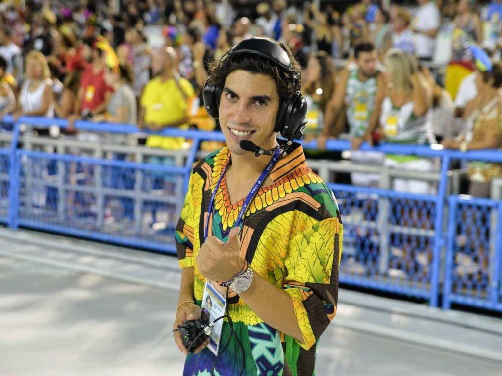 Gabriel David, namorado de Anitta