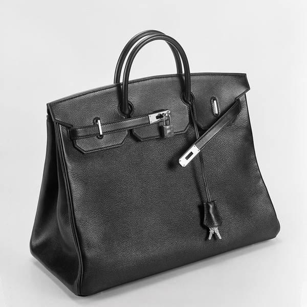 Birkin preta - bolsa da Hermès