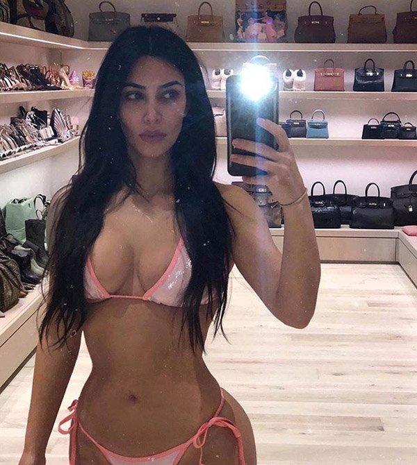 Walk-In-Closet-Kim Kardashian West
