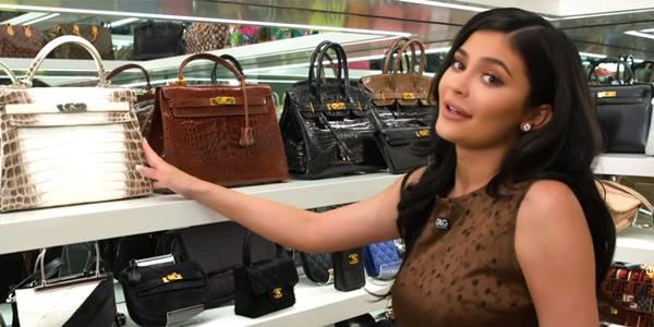 Walk-In-Closet: Kylie Jenner