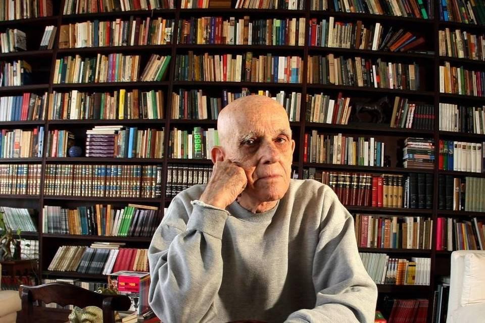 Escritor Rubem Fonseca morre, aos 94 anos, no Rio de Janeiro