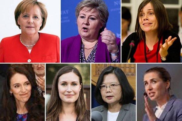 Angela Merkel e outras líderes mulheres se destacam no combate à pandemia do novo coronavírus (Covid-19)