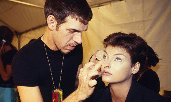 Make-Up Artist Kevyn Aucoin