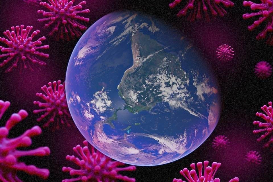Em três meses, coronavírus deixou o mundo de cabeça para baixo