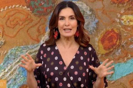 Após cinco semanas afastada, Fátima Bernardes retorna à Globo