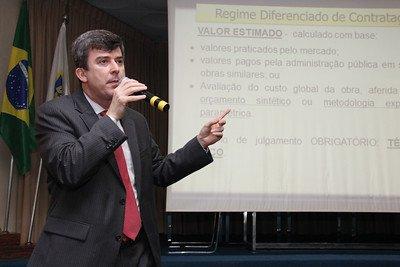 O ex-diretor-executivo do DNIT, André Kuhn