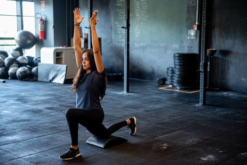 Personal trainer Ariana Raquel Villacorta