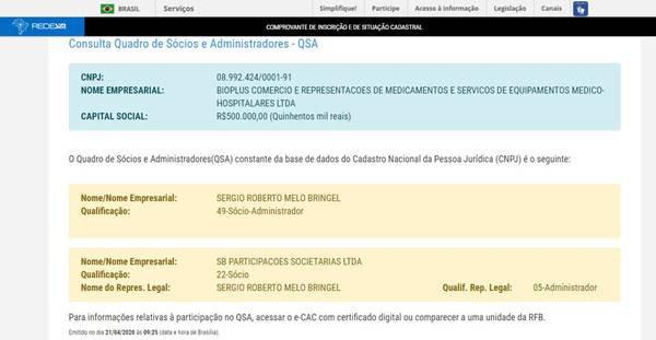 Dono de empresa contratada pelo GDF por R$ 79 milhões é réu no AM