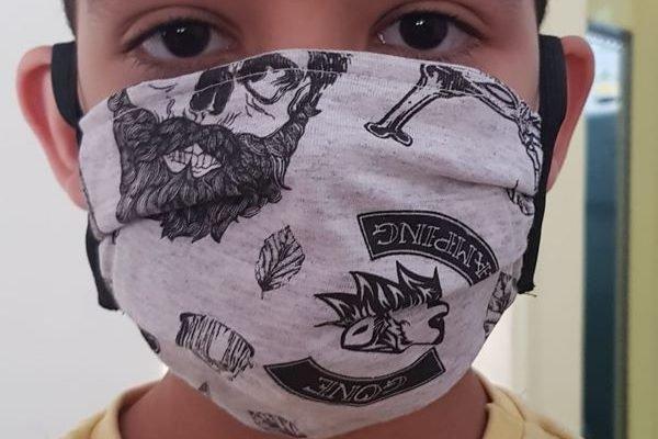 venda de Máscaras no DF contra o coronavírus