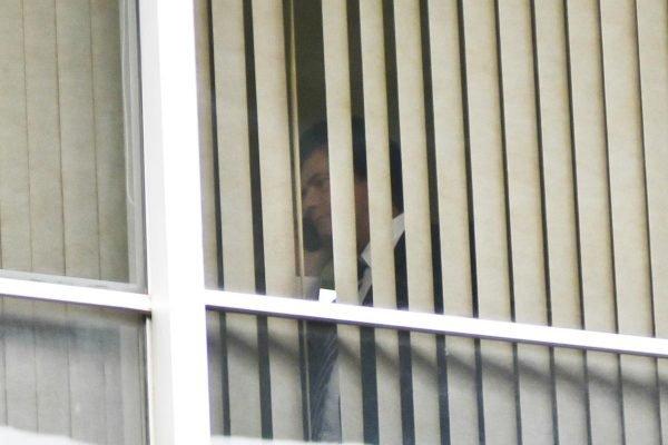 Ministro da justiça Sérgio Moro em seu gabinete