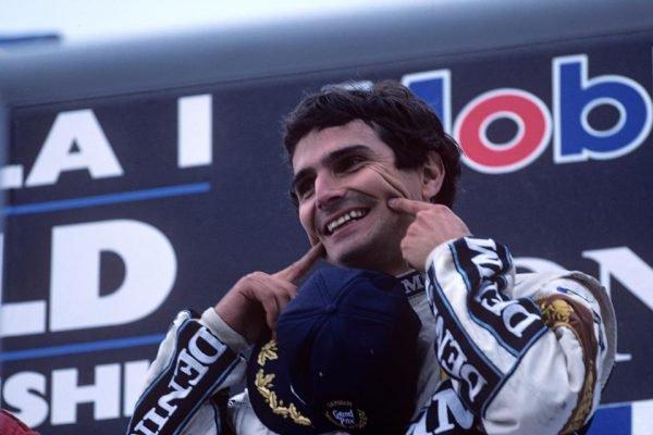 Tricampeão mundial de Fórmula 1, Nelson Piquet