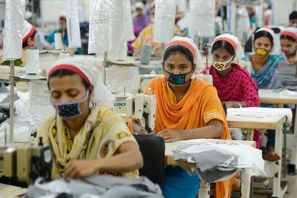 Confecção em Bangladeshi