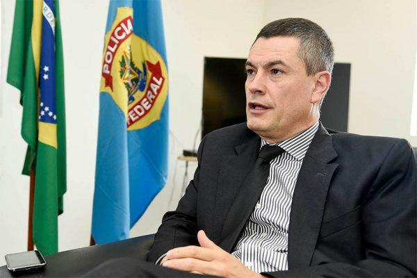 EX diretor-geral da Polícia Federal (PF), Maurício Leite Valeixo