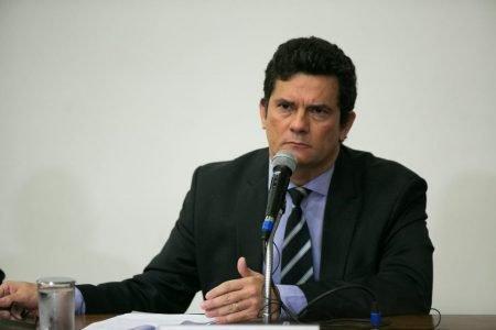 Ex-ministro Sergio Moro