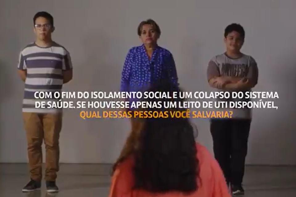 campanha prefeitura teresina isolamento social