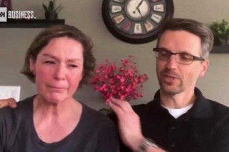 casal é acusado de espalhar coronavirus