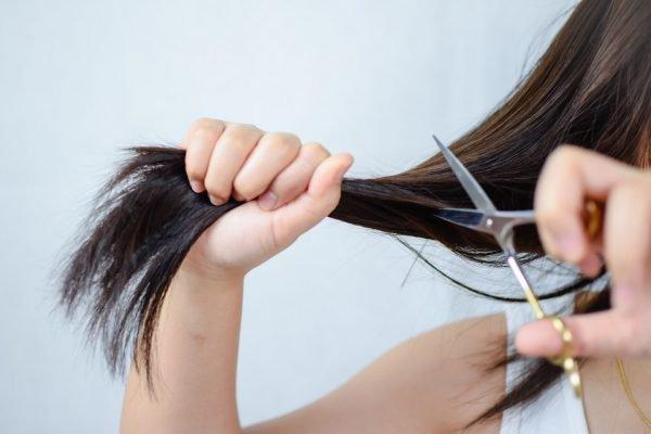 Resultado de imagem para cortando o cabelo