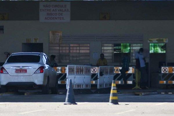 Detran faz vistoria em veículos mesmo com isolamento social e serviços interrompidos