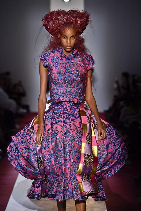 Comme des Garcons : Runway - Paris Fashion Week - Womenswear Spring Summer 2020
