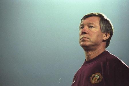 Alex Ferguson, ex-técnico do Manchester United