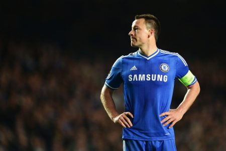 John Terry, zagueiro do Chelsea